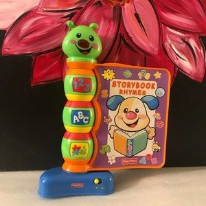 Fisher Price toy story book